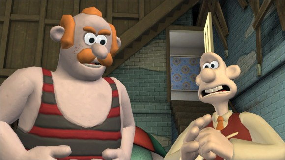 Wallace & Gromit's Grand Adventures: The Last Resort