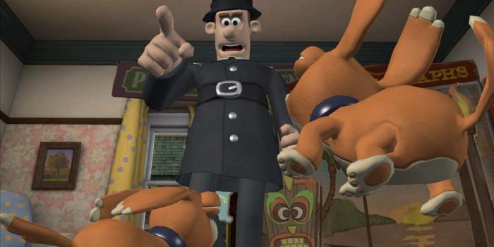Wallace & Gromit's Grand Adventures: The Last Resort