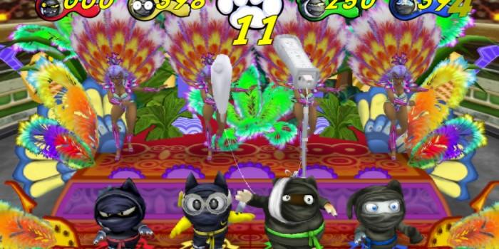 Ninja Captains Wii