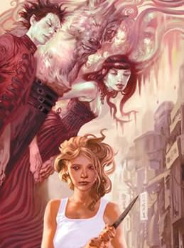Buffy the Vampire Slayer Season 8 vol. 3: Wolves at the Gate
