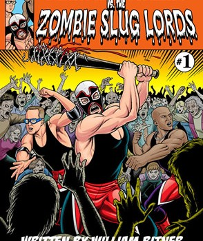 Death Falcon Zero vs. The Zombie Slug Lords