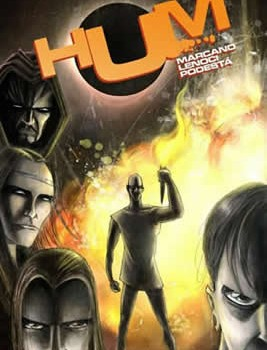 Hum Graphic Novel