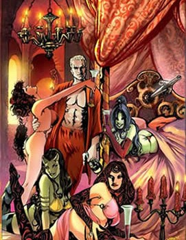Angel: After the Fall vol. 1 TPB