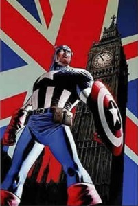 Captain America: Red Menace vol. 2