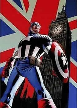 Captain America: Red Menace vol. 2