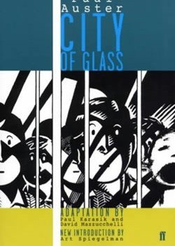 City of Glass graphic novel adaptation