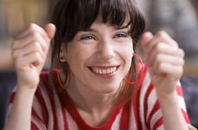 Happy-Go-Lucky - Sally Hawkins