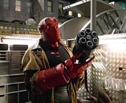 Hellboy II - Ron Perlman