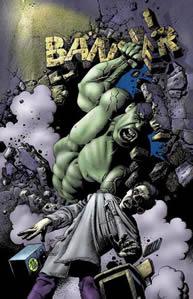 Hulk - Startling Stories: Banner