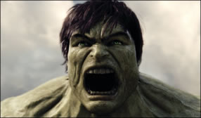 The Incredible Hulk Movie 2008