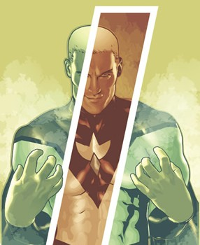 Irredeemable vol. 1 TPB (Mark Waid)