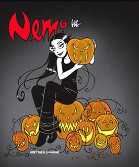 Nemi vol. II (2) by Lise Myrhe