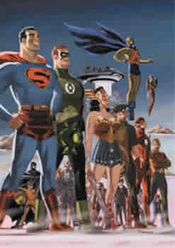 DC: The New Frontier TPB
