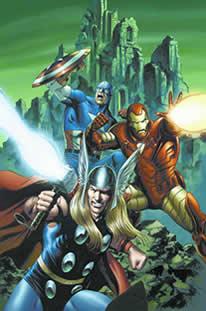 Thor: Avengers Disassembled