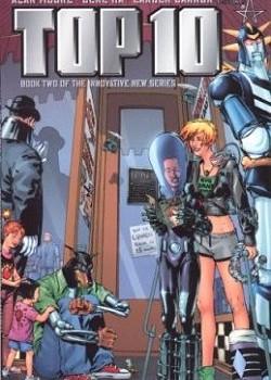 Top 10 Book 2 (Alan Moore)
