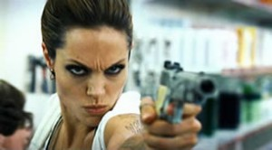 Wanted - Angelina Jolie