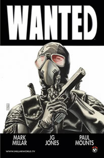 Wanted - Mark Millar, JG Jones