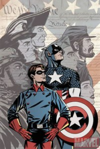 Captain America: Red Menace vol. 1