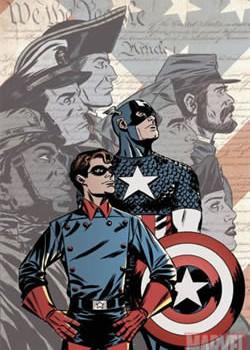 Captain America: Red Menace vol. 1