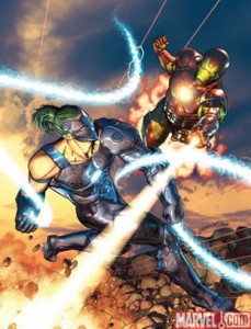 Iron Man vs. Whiplash #1 Review