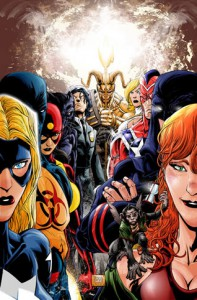 JSA All-Stars #1 Review