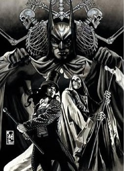 Batman: Death and the City TPB - Paul Dini