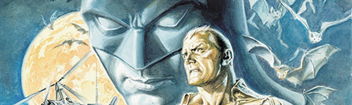 First Wave - Batman/Doc Savage