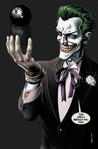 Batman: The Joker's Last Laugh TPB