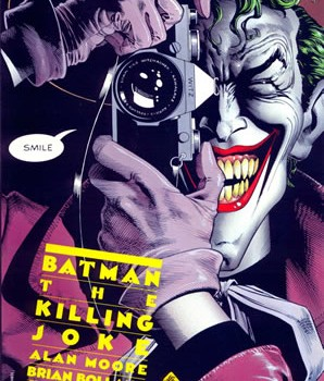 Batman: The Killing Joke Deluxe Edition