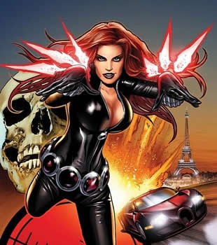 Black Widow: Deadly Origins #1