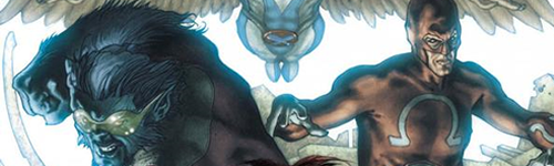 Dark X-Men #1