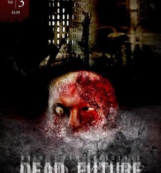 Dead Future #3 Review