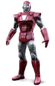 Iron Man - Silver Centurion
