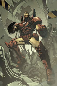 Iron Man: Disassembled