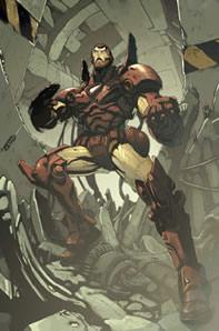 Iron Man: Disassembled