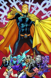 Justice Society of America: The Bad Seed (JSA)