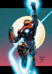 Ultimate Iron Man vol. 1 TPB