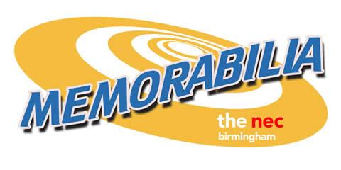 Memorabilia, NEC Birmingham - 27-28th March
