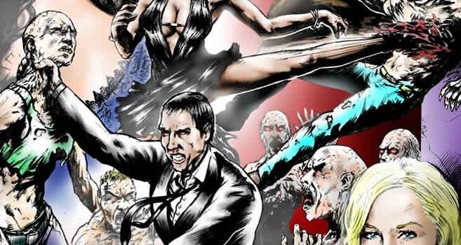 RIP #1 - Comics Fighting Cancer
