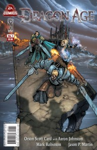 Dragon Age Comic #1
