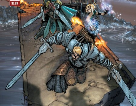 Dragon Age Comic #1