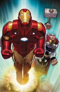 Free Comic Book Day - Iron Man and Thor