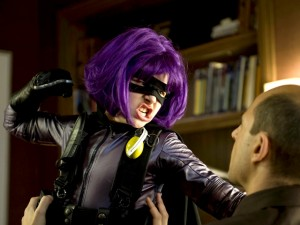 Kick-Ass - Chloë Moretz as Hit Girl