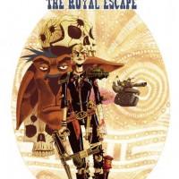 Tank Girl: Royal Escape #1