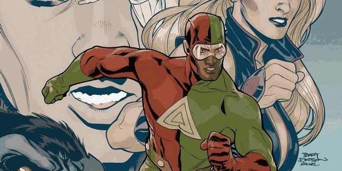 Atlas #1 - Marvel Comics