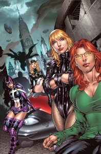 Brightest Day: Birds of Prey #1