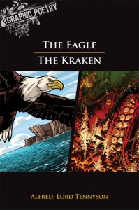 BOLDPRINT Graphic Poetry - Lord Tennyson's The Eagle / The Kraken