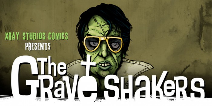 The Grave Shakers - Mike Foxall
