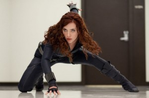 Iron Man 2 - Scarlett Johansson as Black Widow