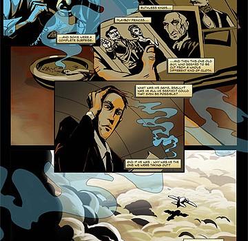 Operation Ajax - Cognito Comics